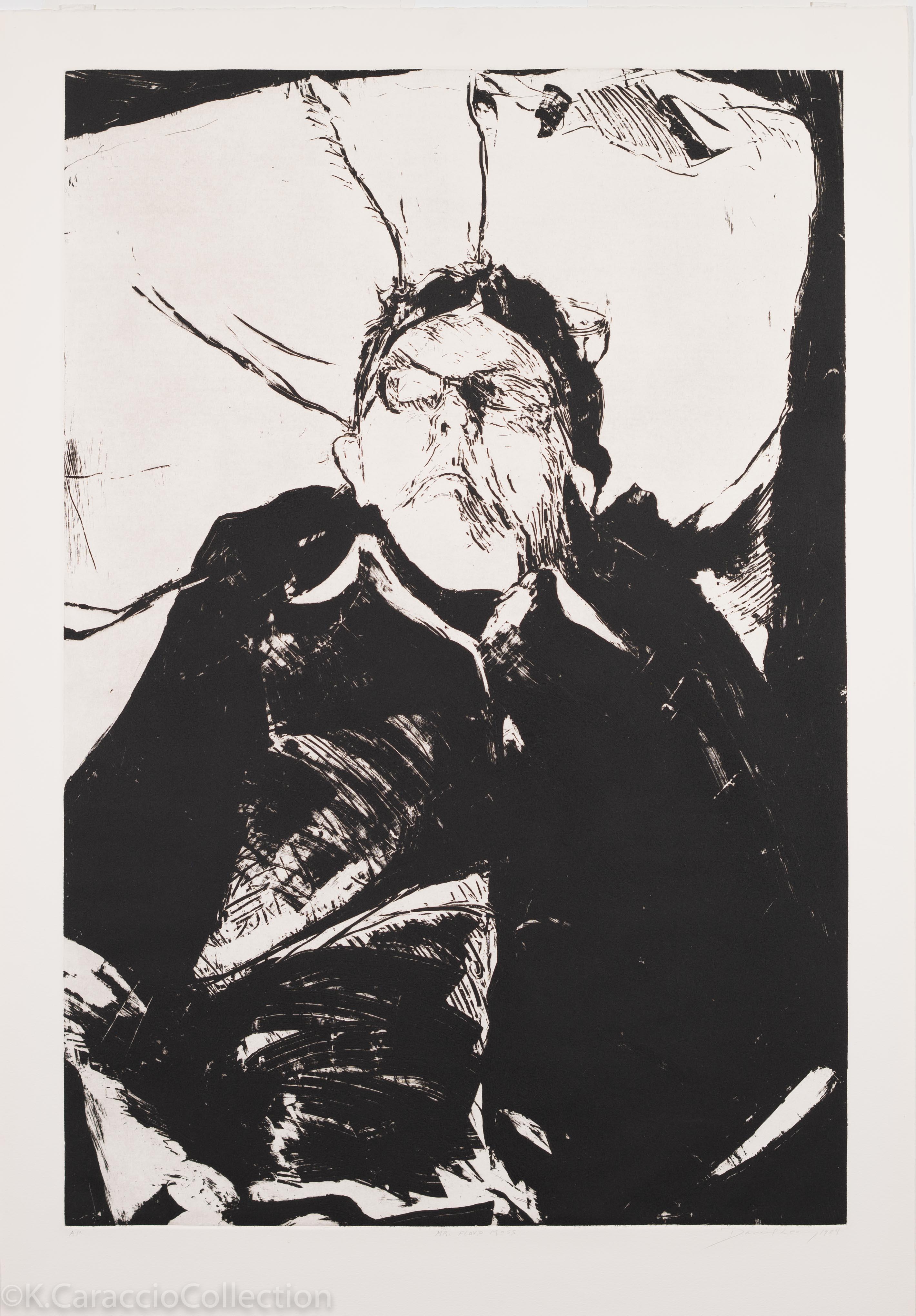 Mr. Floyd Moss, 1984