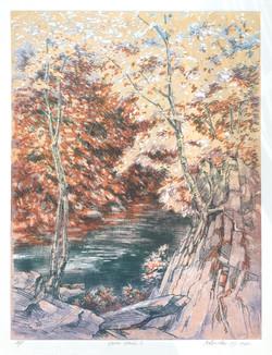 River Etude I, 1985