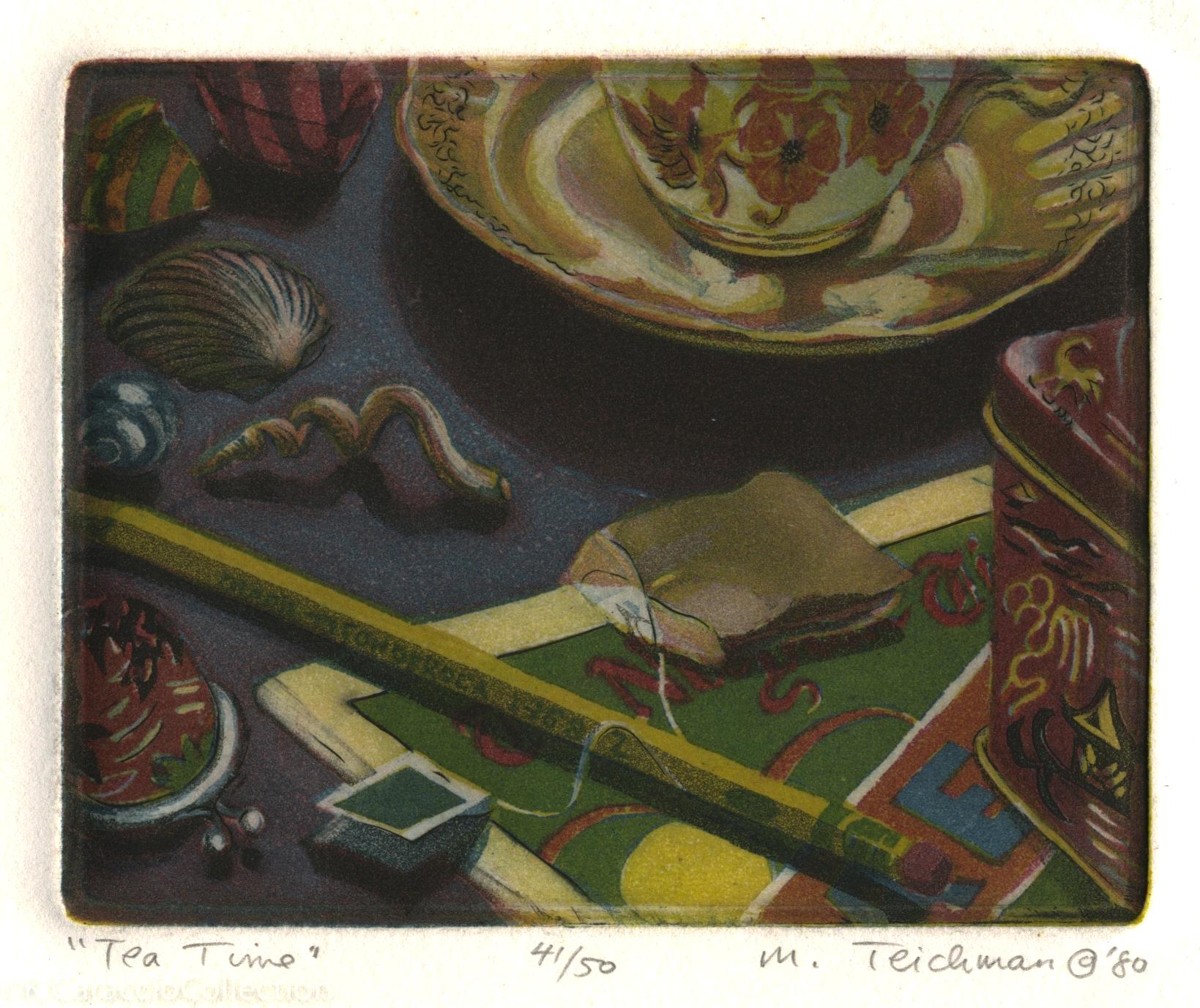 """""""Tea Time"""", 1980"""