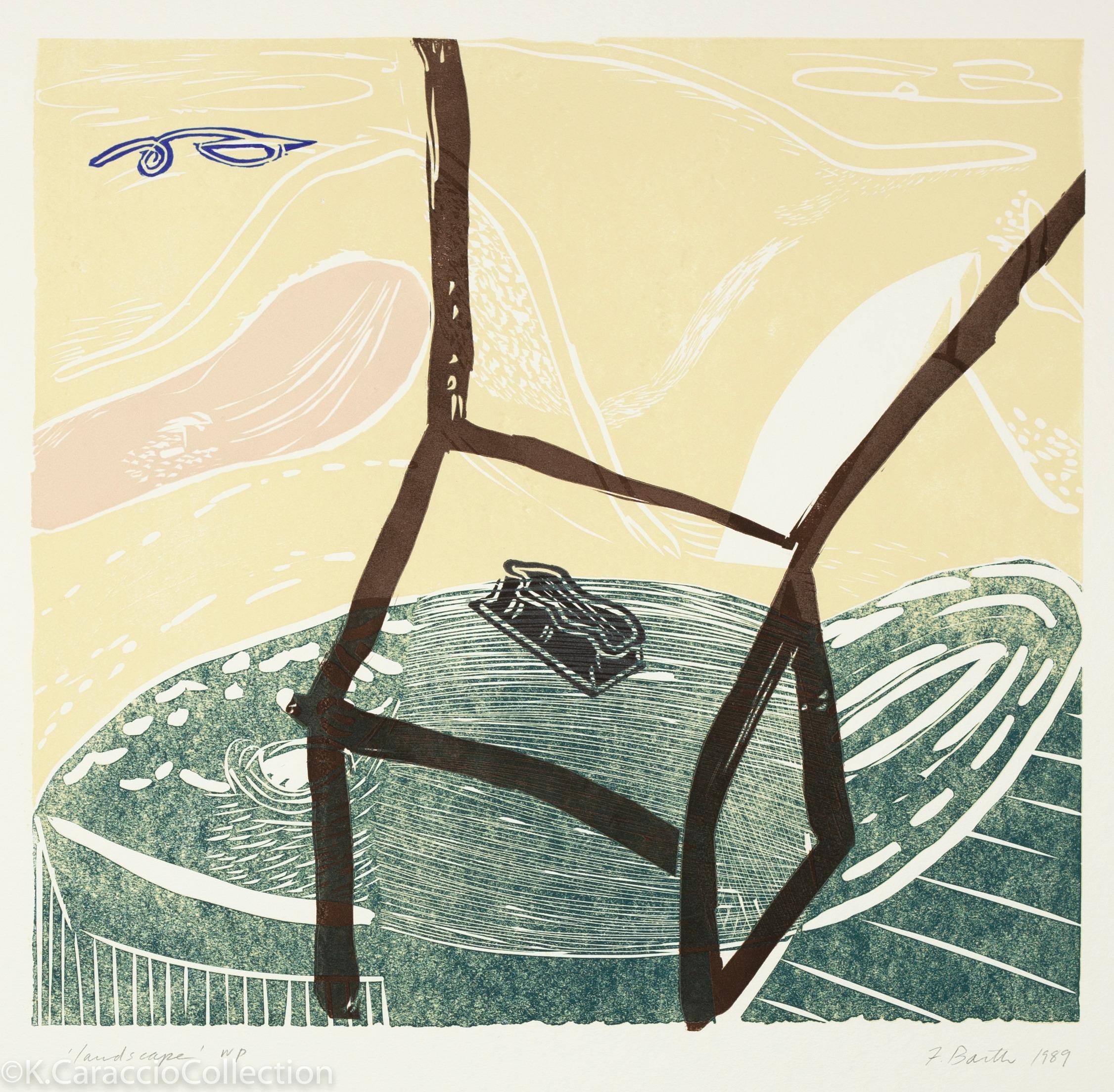 'Landscape', 1989
