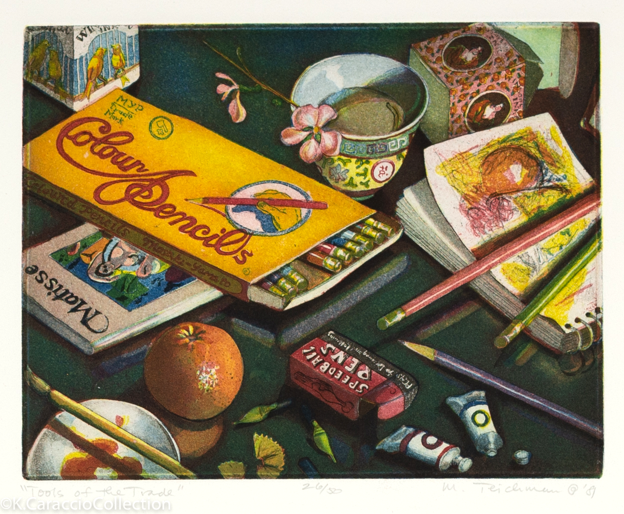 """""""Tools of the Trade"""", 1981"""