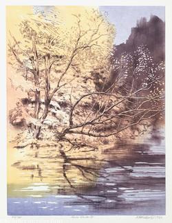 River Etude IV, 1983