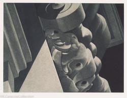 S.L.P. #1, Green-Grey, 1985