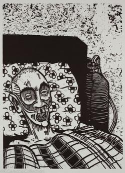"""Death Bed"", 2012"