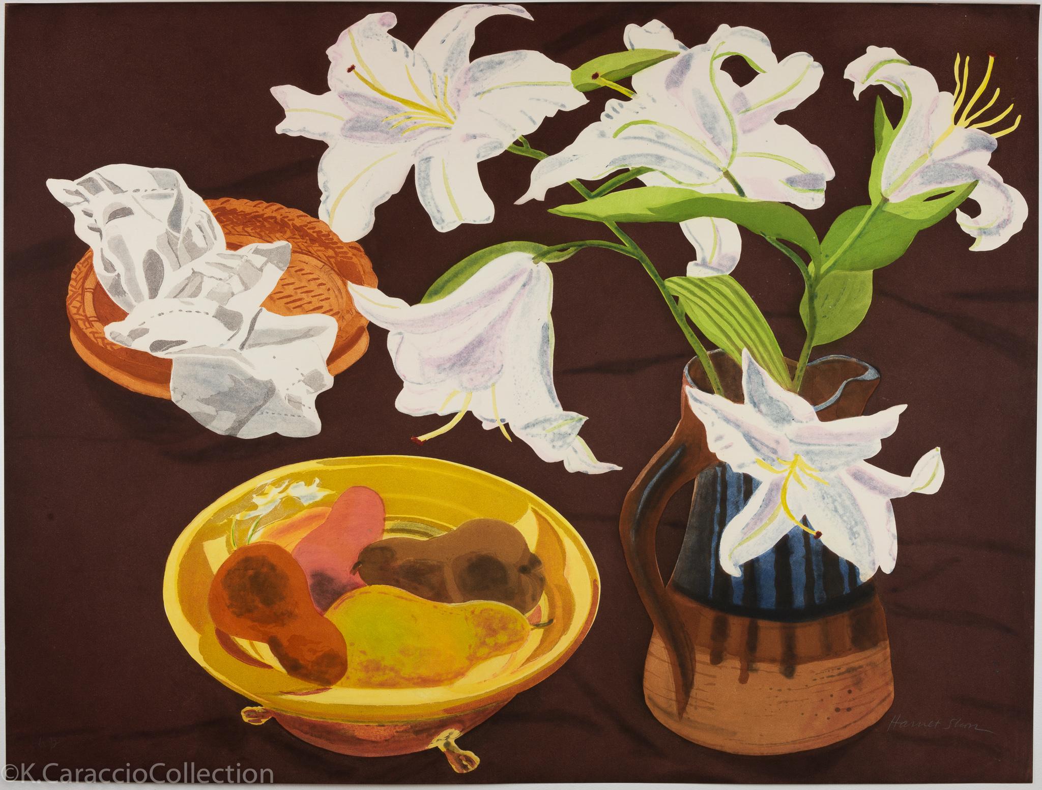 Casblanca Lillies, 1989