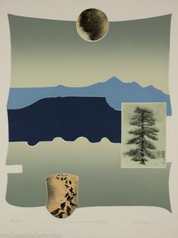 Puye Landscape, 1976