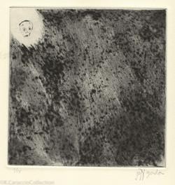 Skull in Corner, 1999