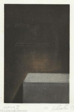 Etching II, 2003