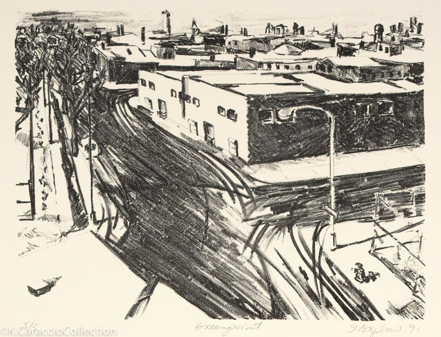 GREENPOINT, 1991