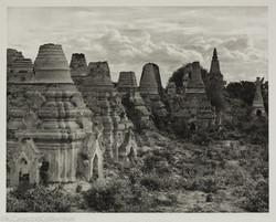 Burmese Temple, 1984