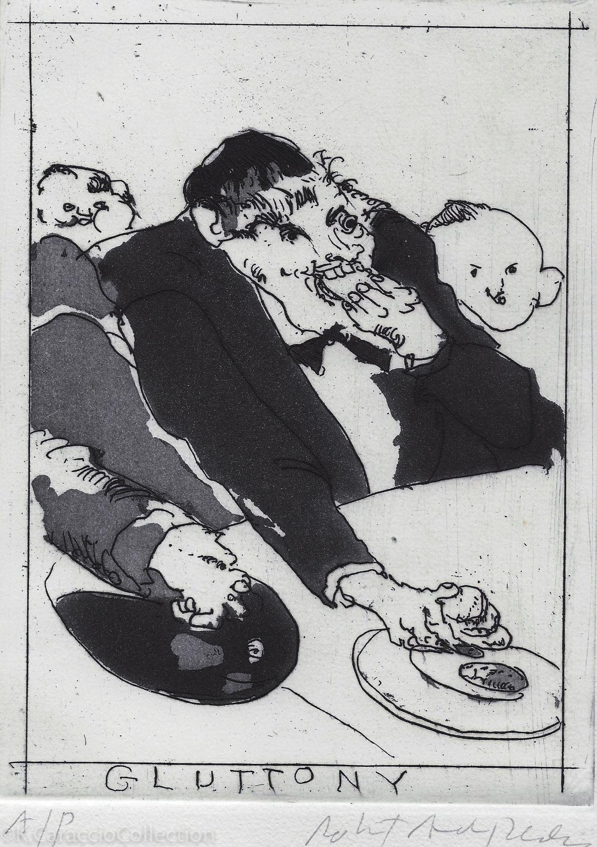 Gluttony, 2014