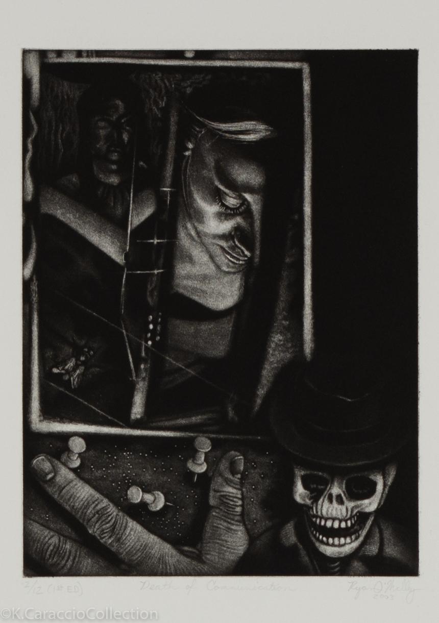 Death of Communiction, 2003