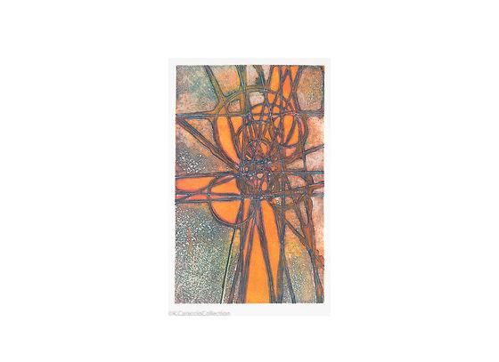 7 Caraccio, Kathy_Universe_1972_etching