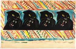 Black Leopards, 1986