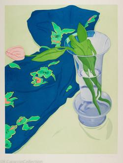 Blue Present, 1983