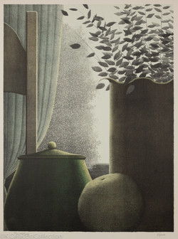 Curtains and Leaves, 1978
