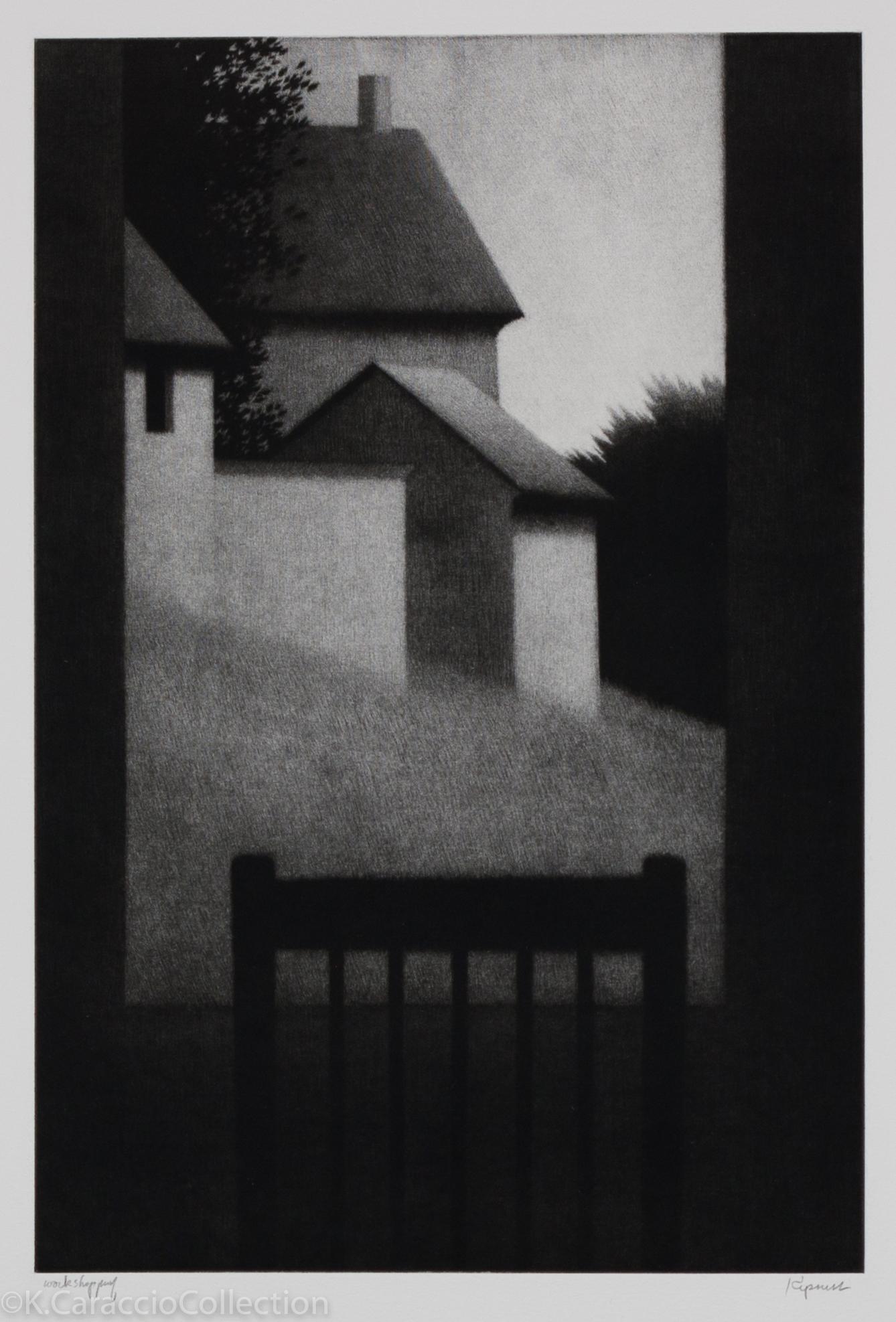 Window at Dusk, 1997