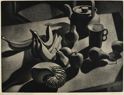 Still Life with Nautilus, 1994