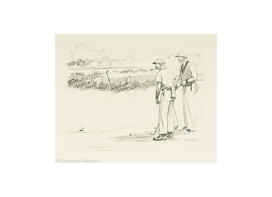 6 Brown, Paul_NT(Golfers)_2004_photograv