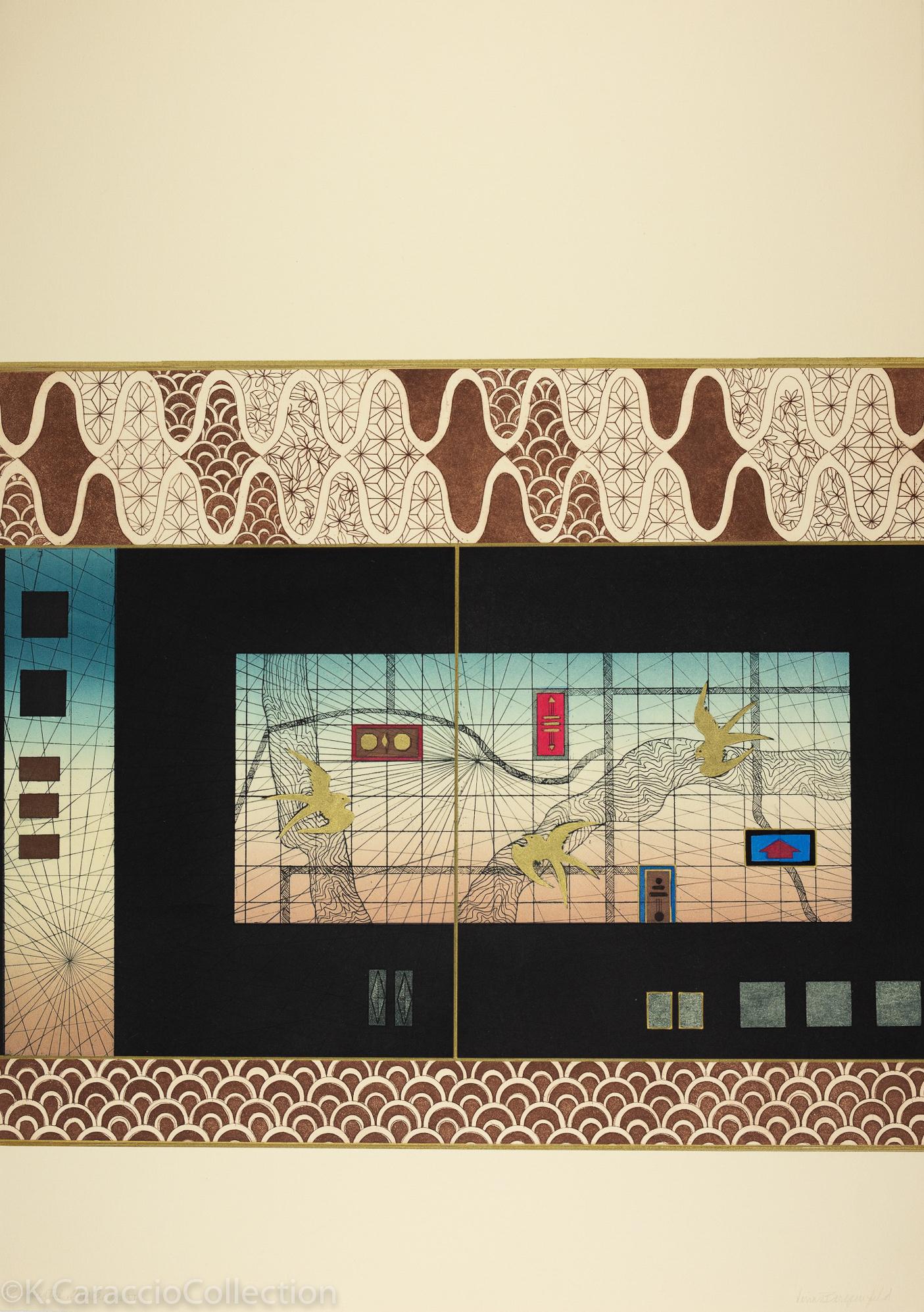 Oriental Map Series VI, 1989
