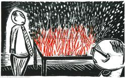 I Wish My Desk Would Catch Fire,1998