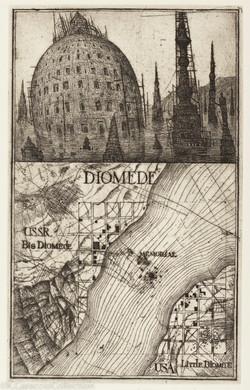 Diomede I, 1989