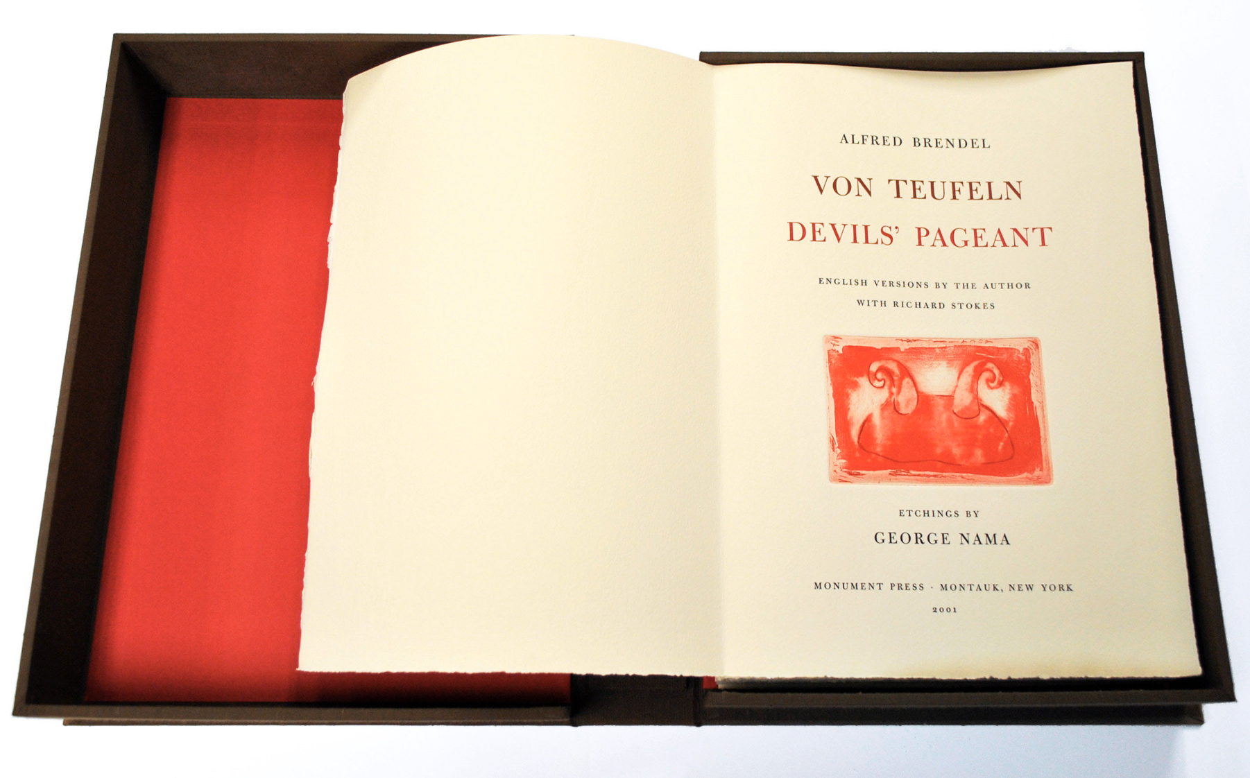 Devils' Pageant, 2001