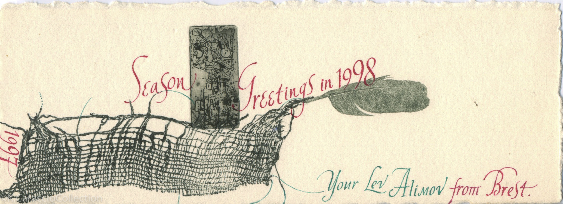 Season Greetings in 1998, 1998