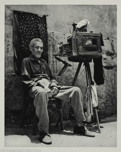 Egyptian Photographer #9, 1984