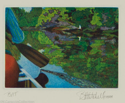 Moving in Quiet Waters, 1986