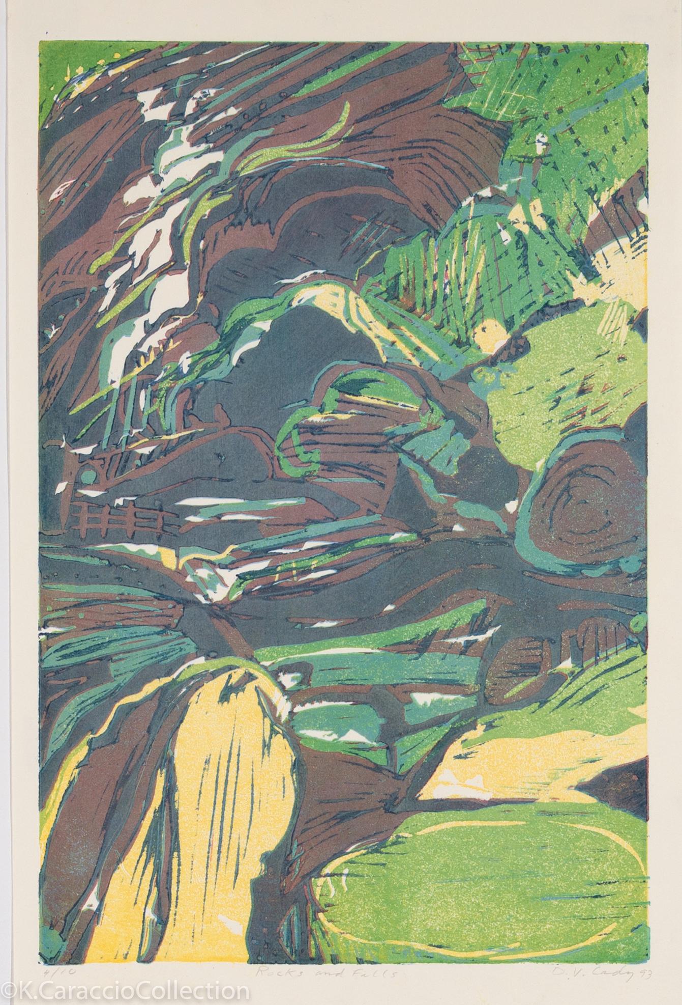 Rocks and Falls, 1994