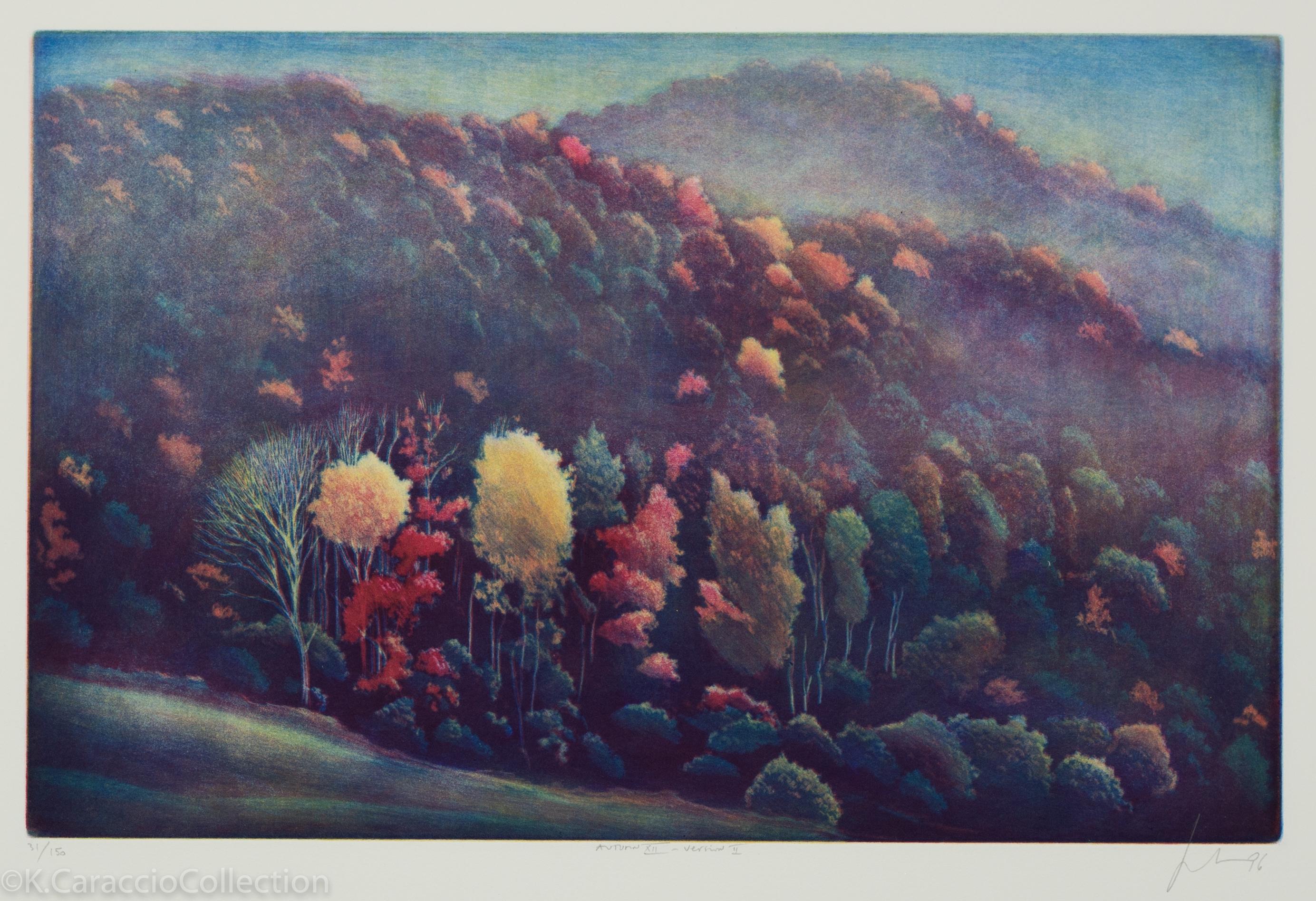 Autumn XII-Version II, 1996