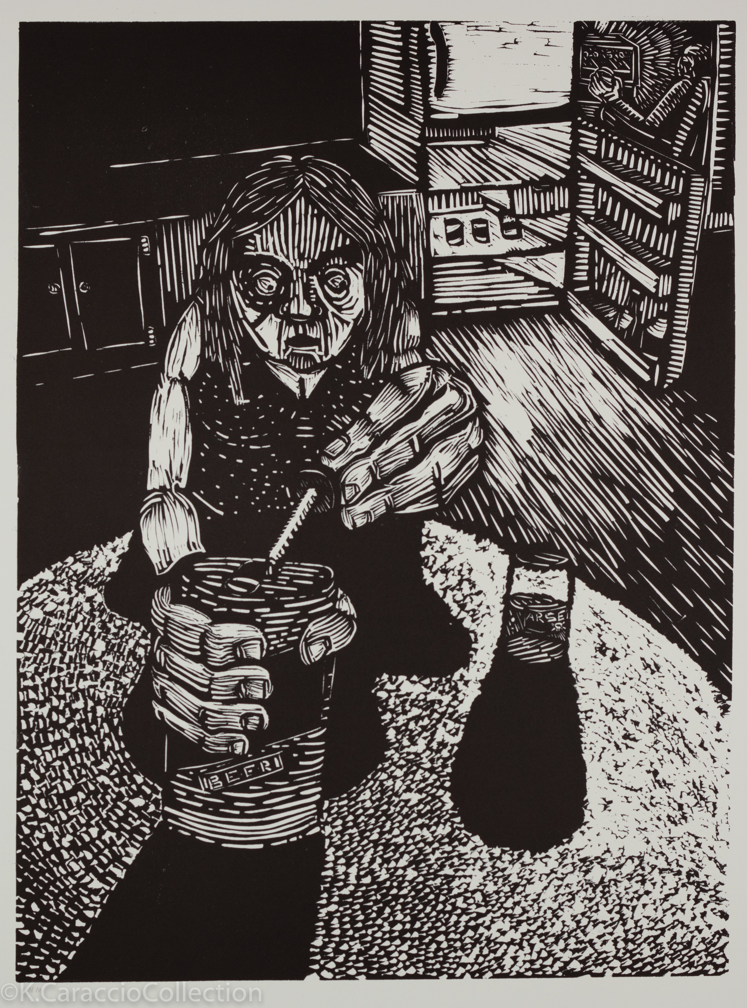"""""""Get Your own Dame Beer"""", 2012"""