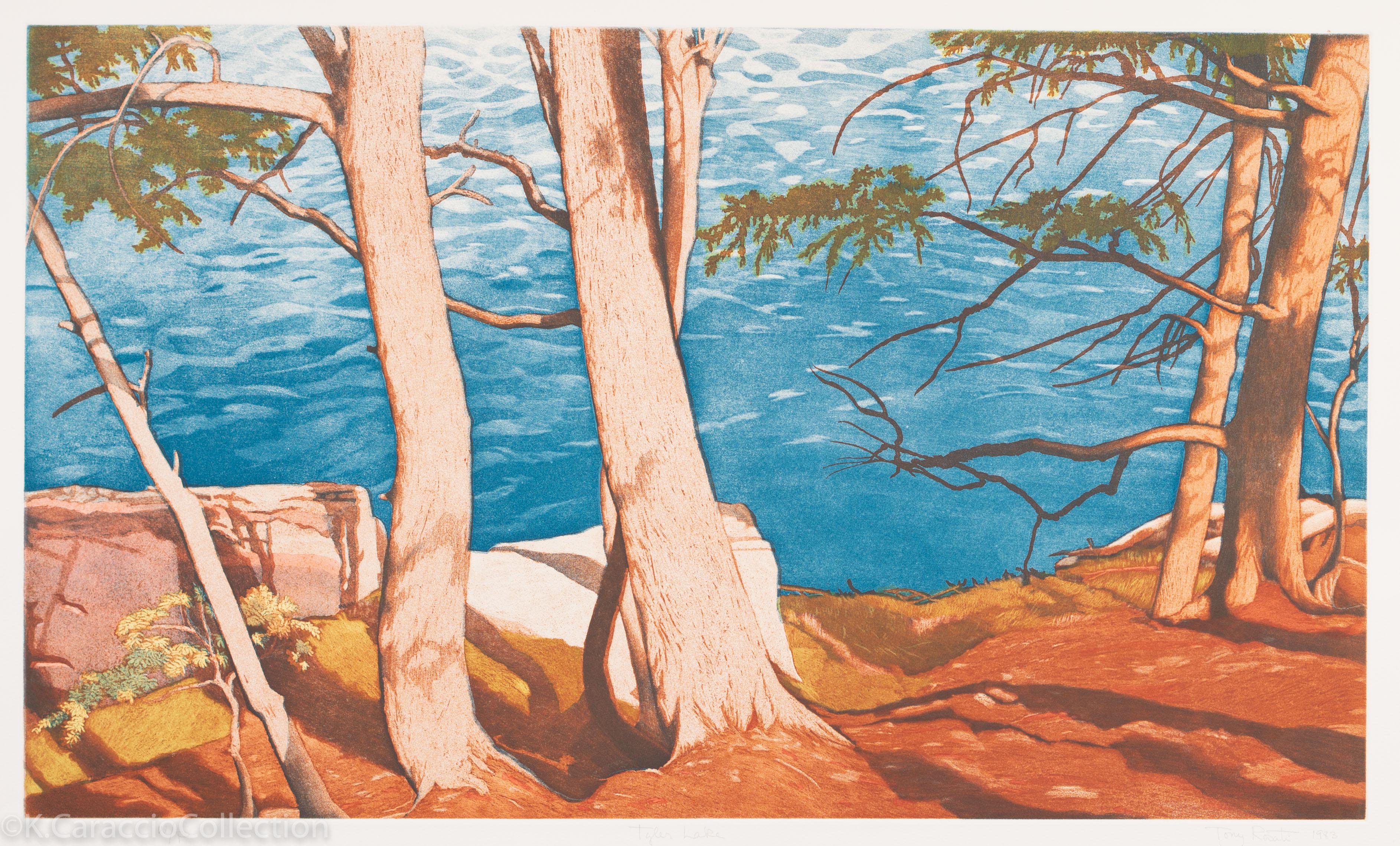 Tyler Lake, 1983
