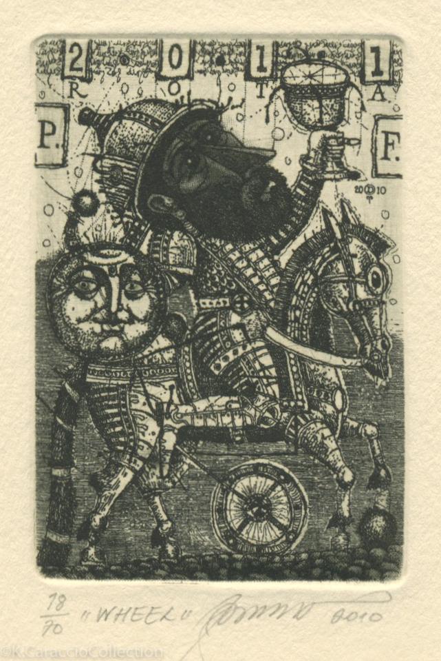 """""""WHEEL"""", 2010"""