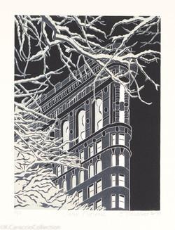 Winter Flatiron, 1997