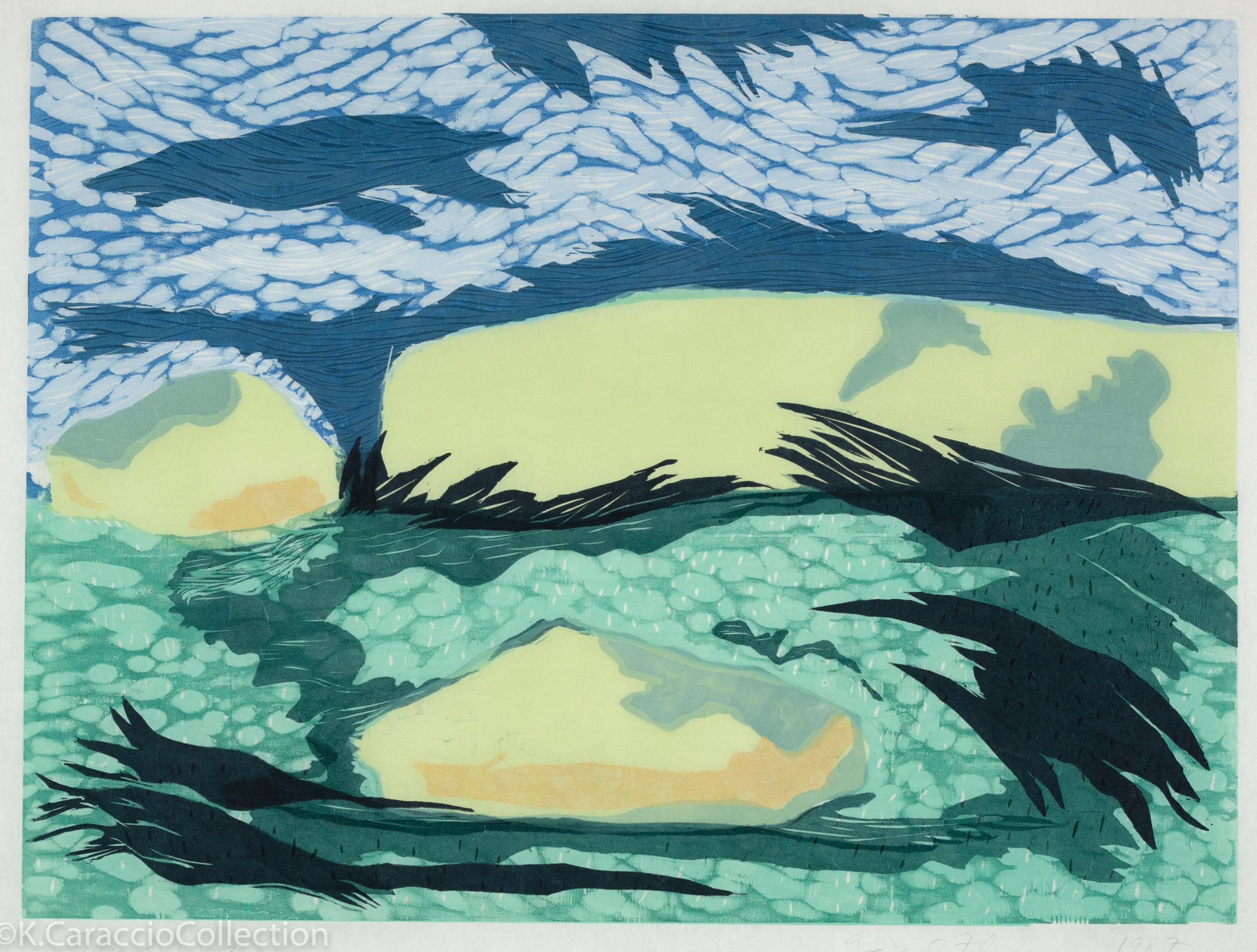 Ryoangi, 1987