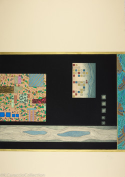 Oriental Map Series II, 1989