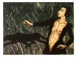 Untitled (Creatures of the Night), 1985