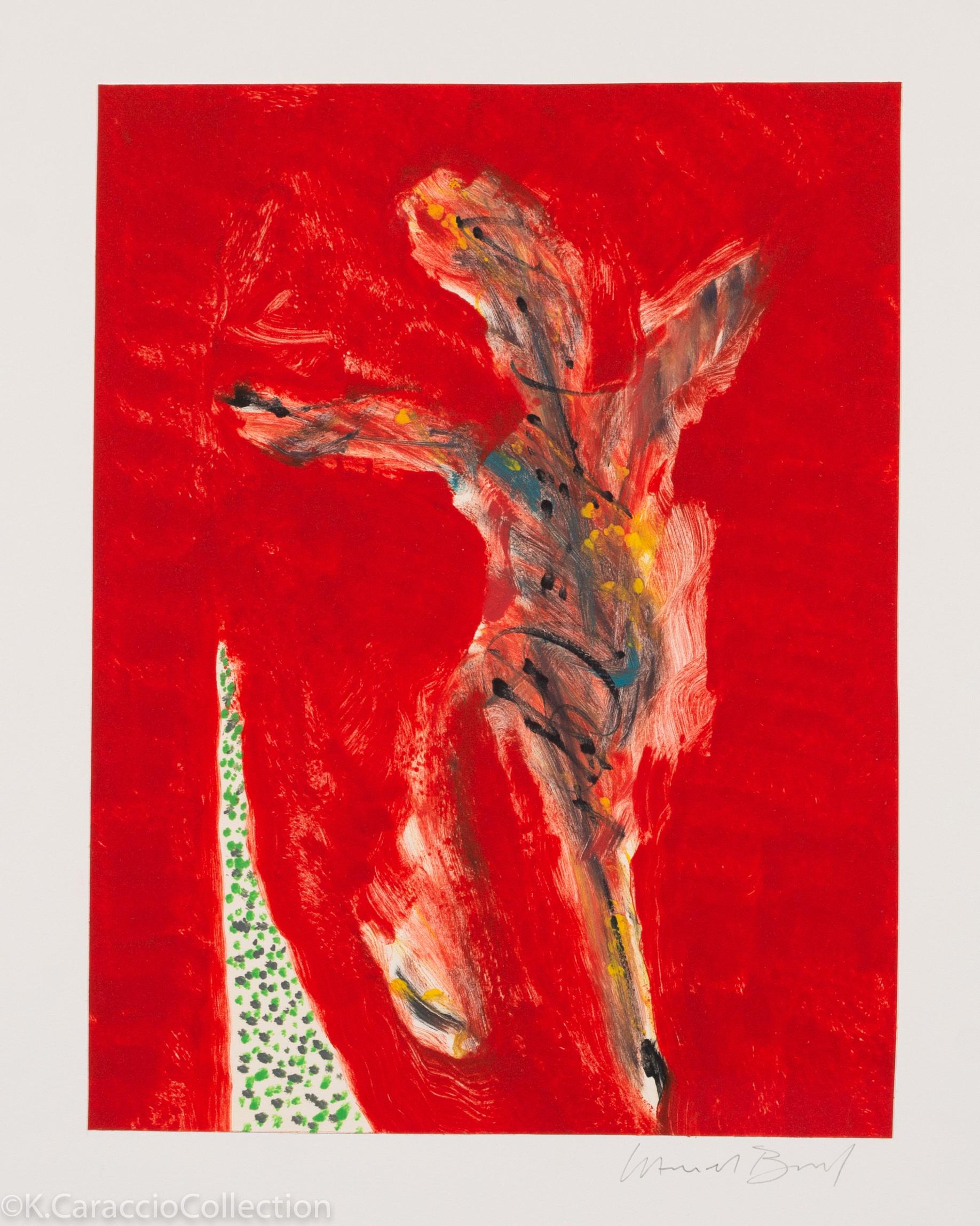 Red Dancer, 2001