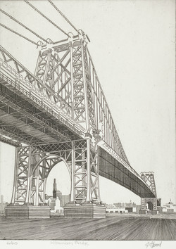 Williamsburg Bridge, 2009