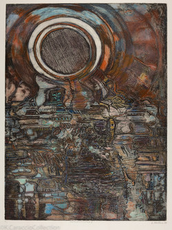 Reflections II, 1974