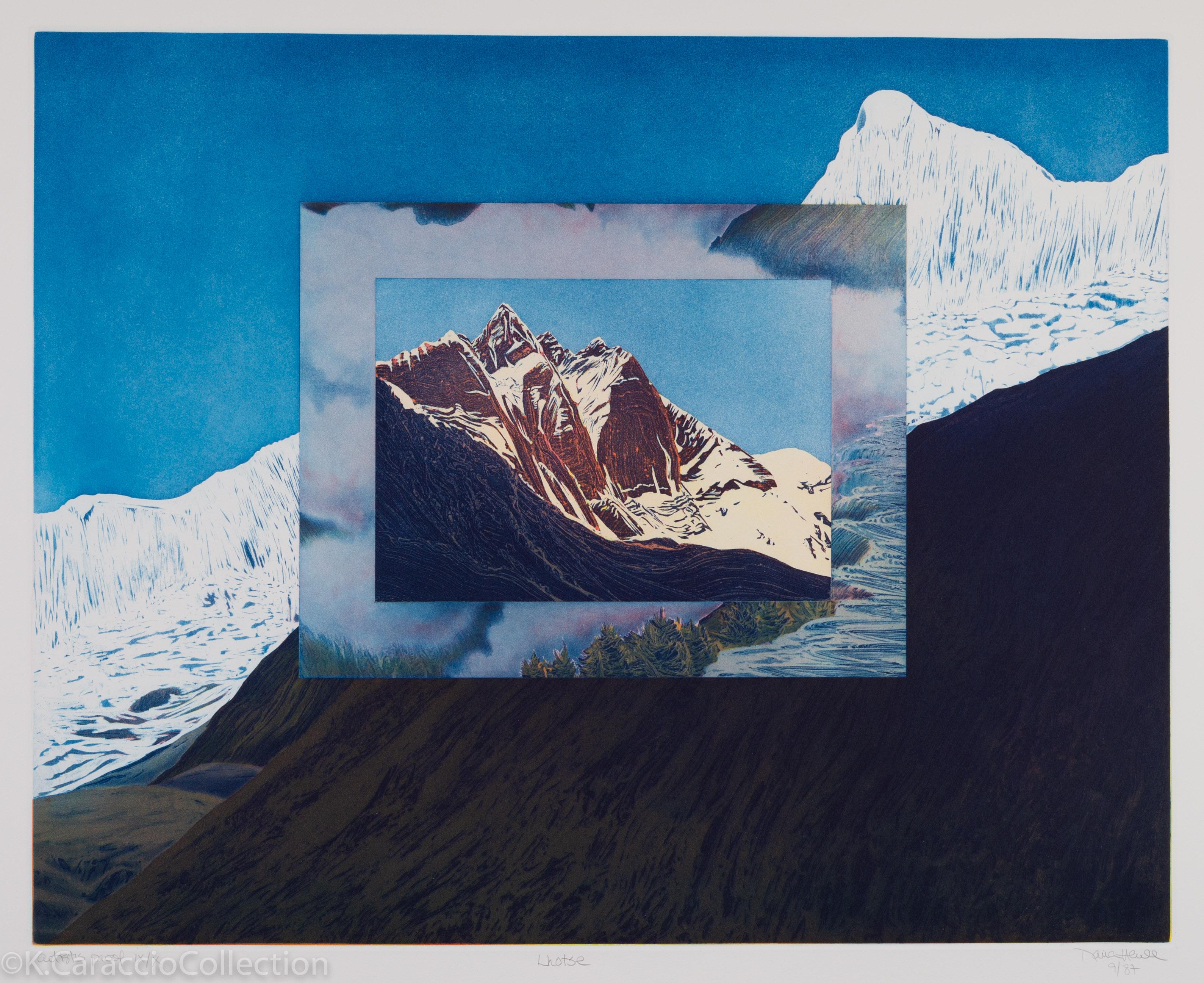 Lhotse, 1987