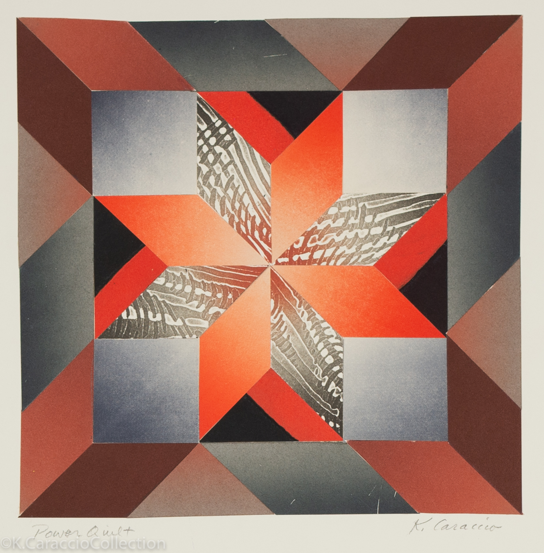 Power Quilt, 1981