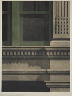 Lower Broadway III, 1977