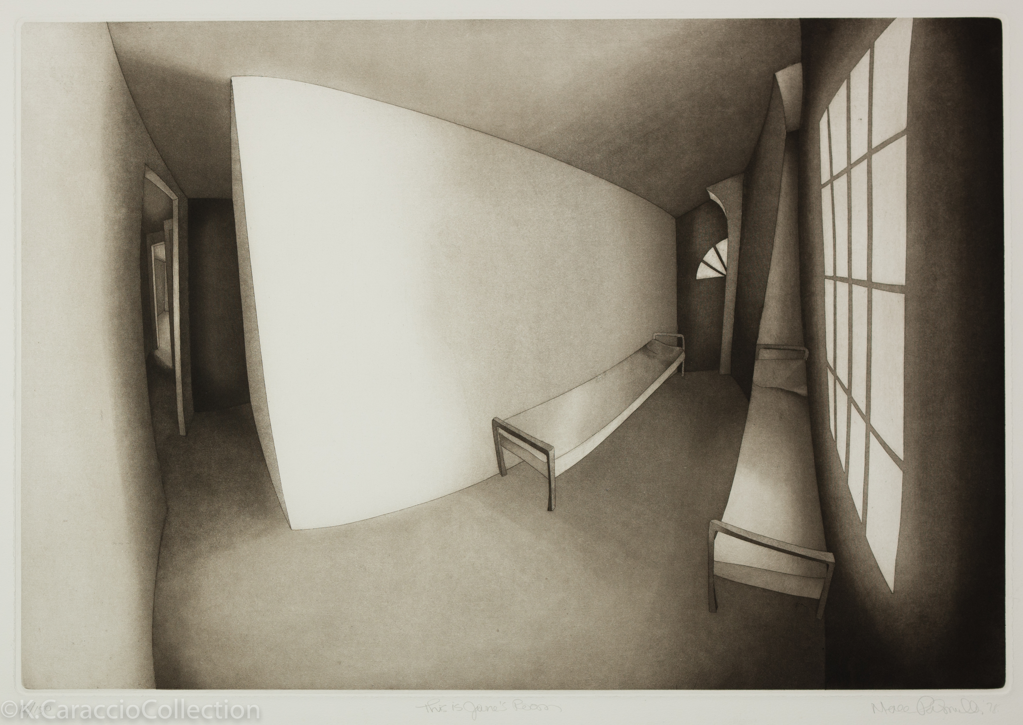 This is Jane's Room, 1978