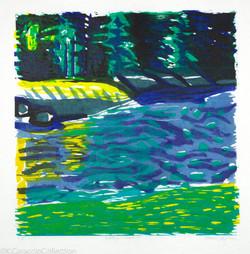 Pottery Creek I, 2006