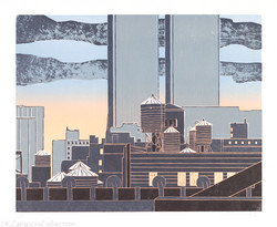 City Roofs 2, 2003