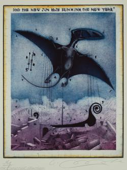 Petrosaurus, 1975