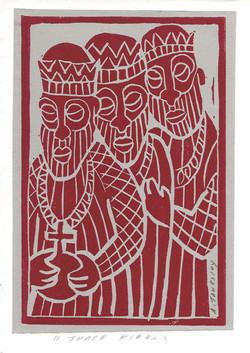 """THREE KINGS"", 1997"